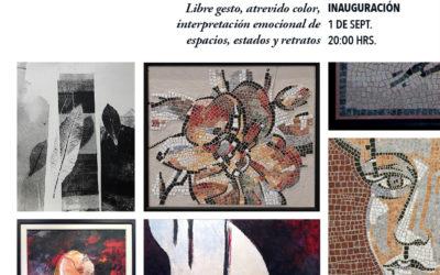 "Exposicion del arte por NIKODIM ""Amalga Dable"""