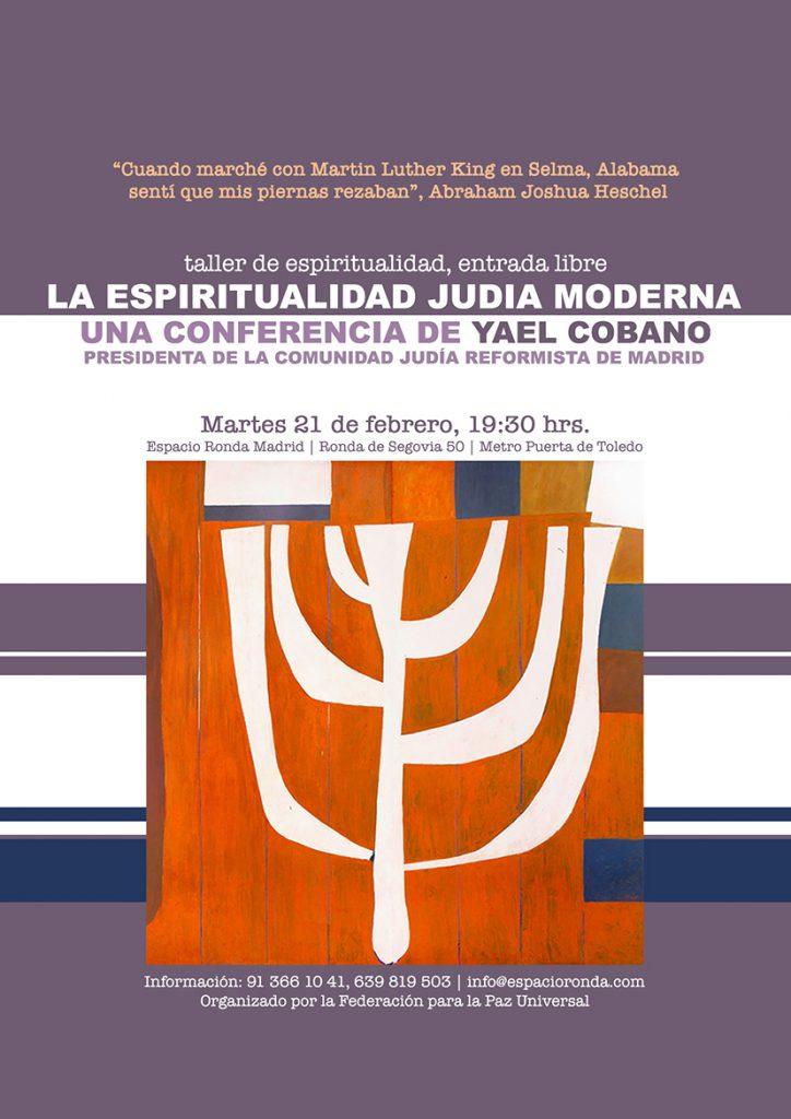 La Espiritualidad Judía Moderna