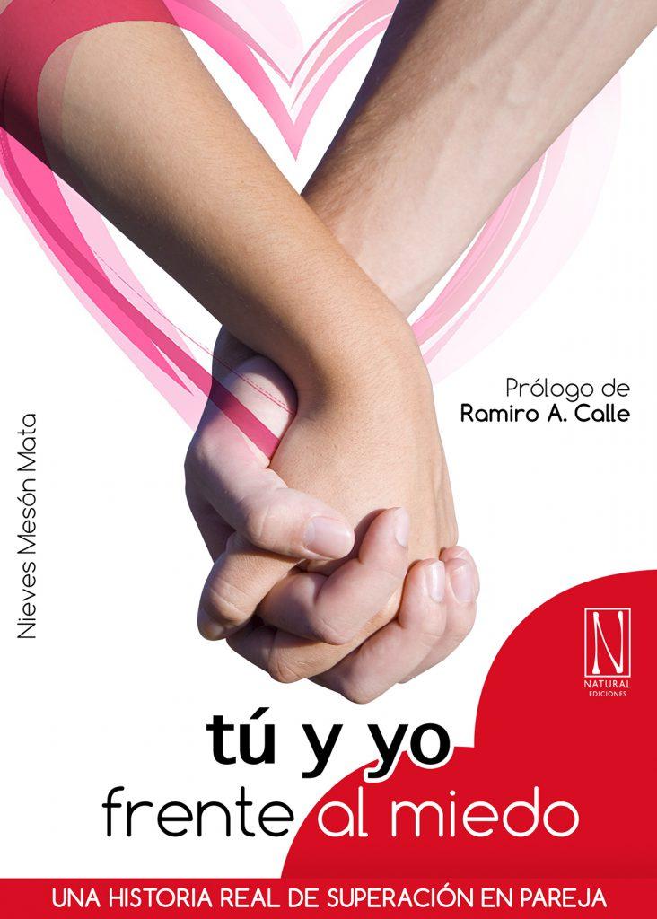 """Presentación del libro """"Tú y yo frente al miedo"""" de Nieves Mesón"""