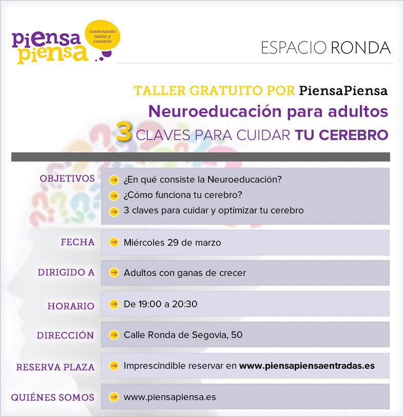 Neuroeducación para adultos