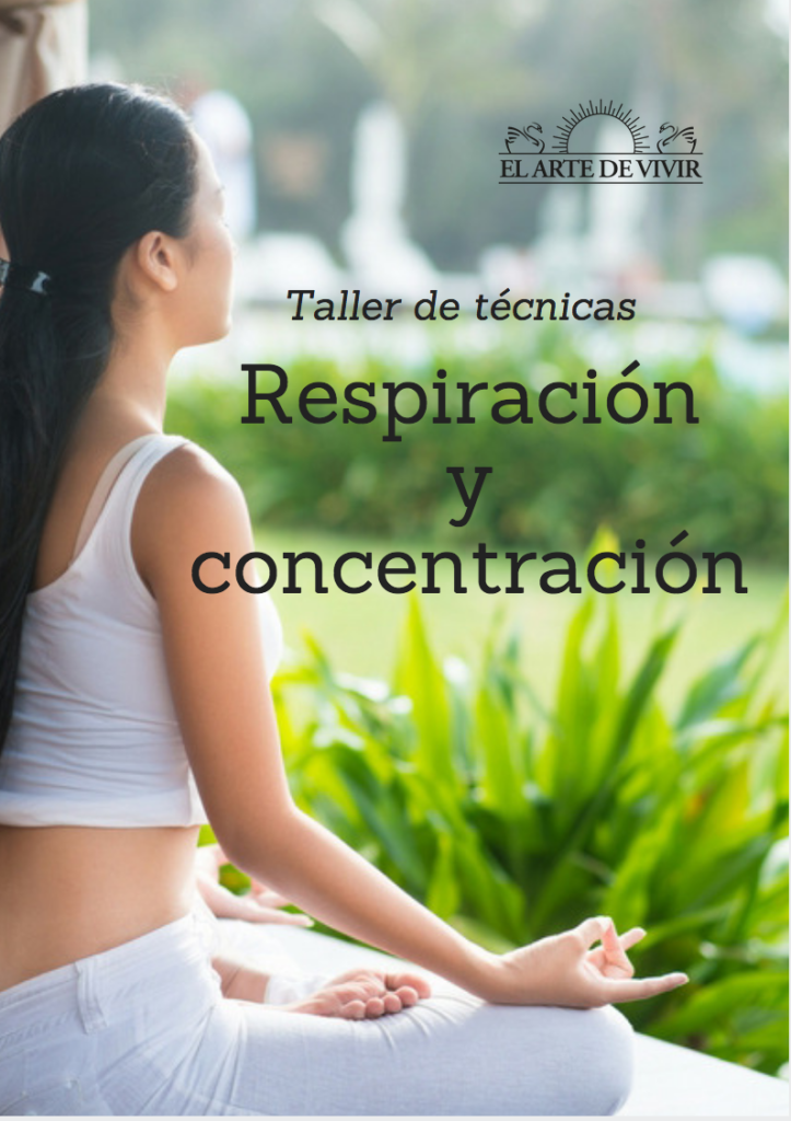 Técnicas de respiración y concentración