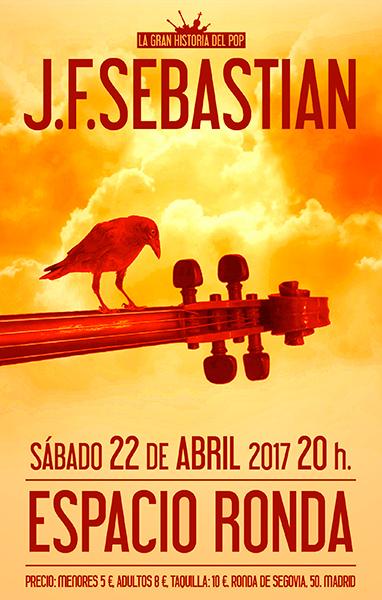 J.F. SEBASTIAN en concierto