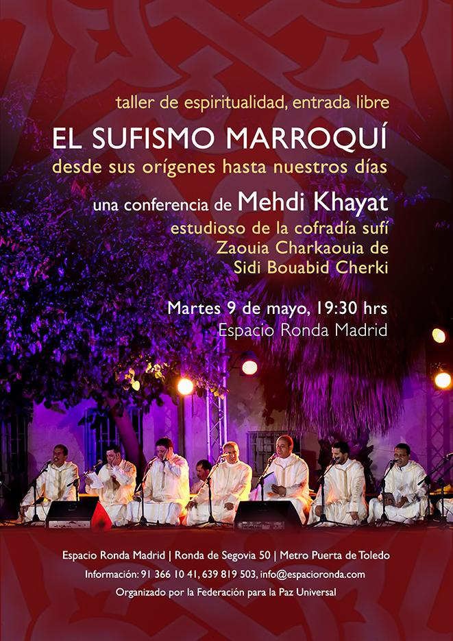 El sufismo marroquí, desde sus orígenes hasta nuestros días