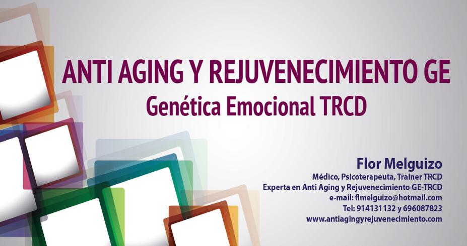 Anti Aging y Rejuvenecimiento GE