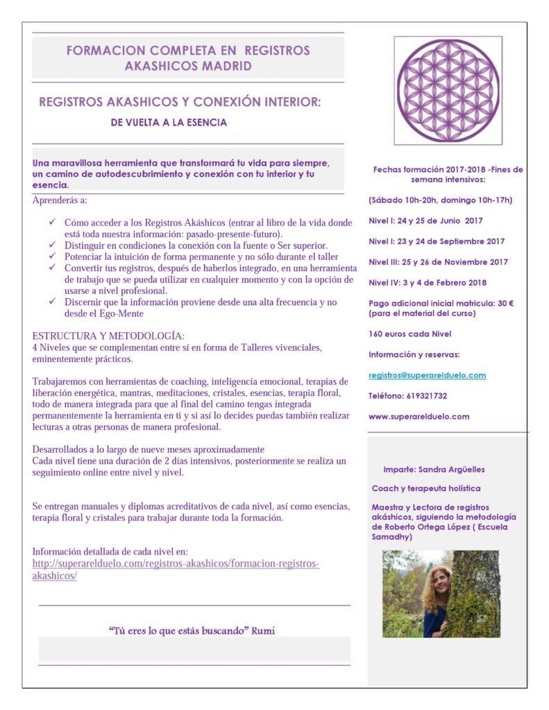 """Registros Akashicos y  Conexión Interior """"De Vuelta a la Esencia"""""""