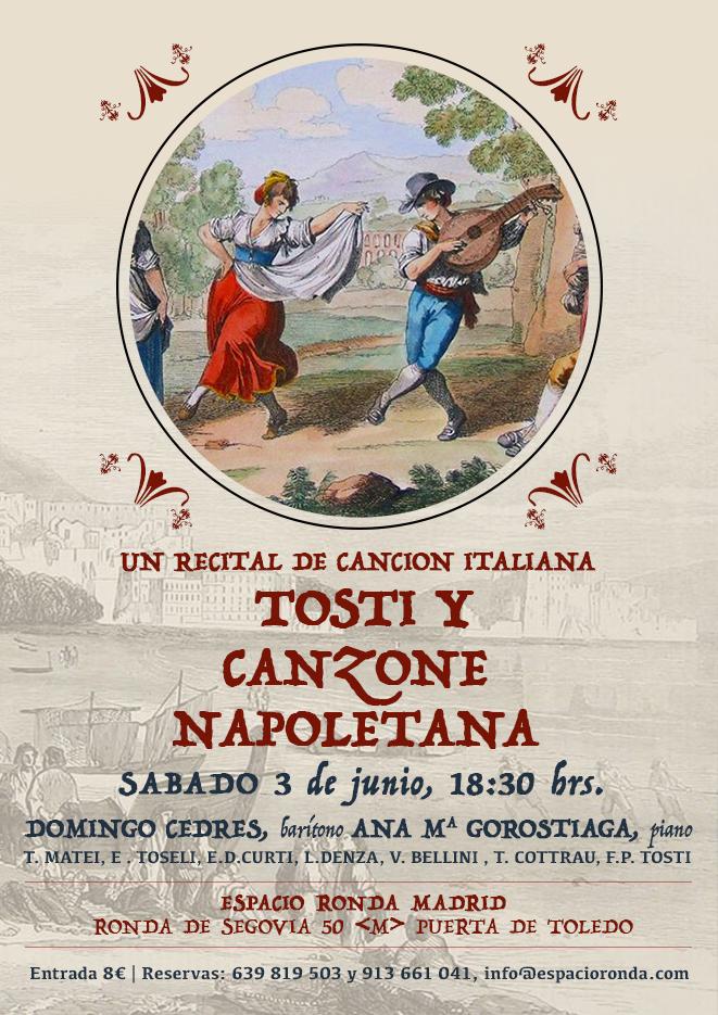 Tosti y Canzone Napoletana