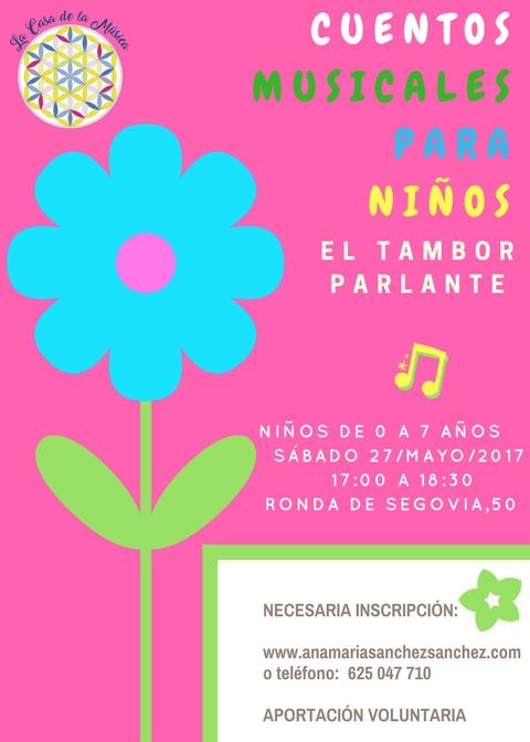 Cuentos Musicales para Niños