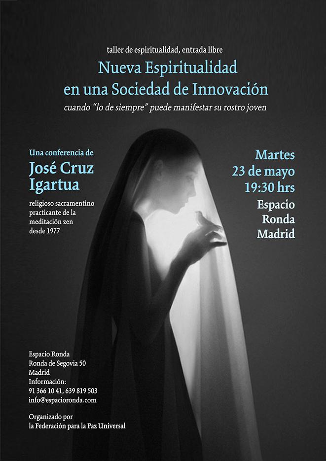 Nueva Espiritualidad en una Sociedad de Innovación