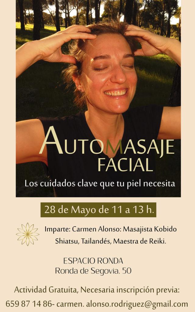Automasaje facial + Los cuidados clave que tu piel necesita