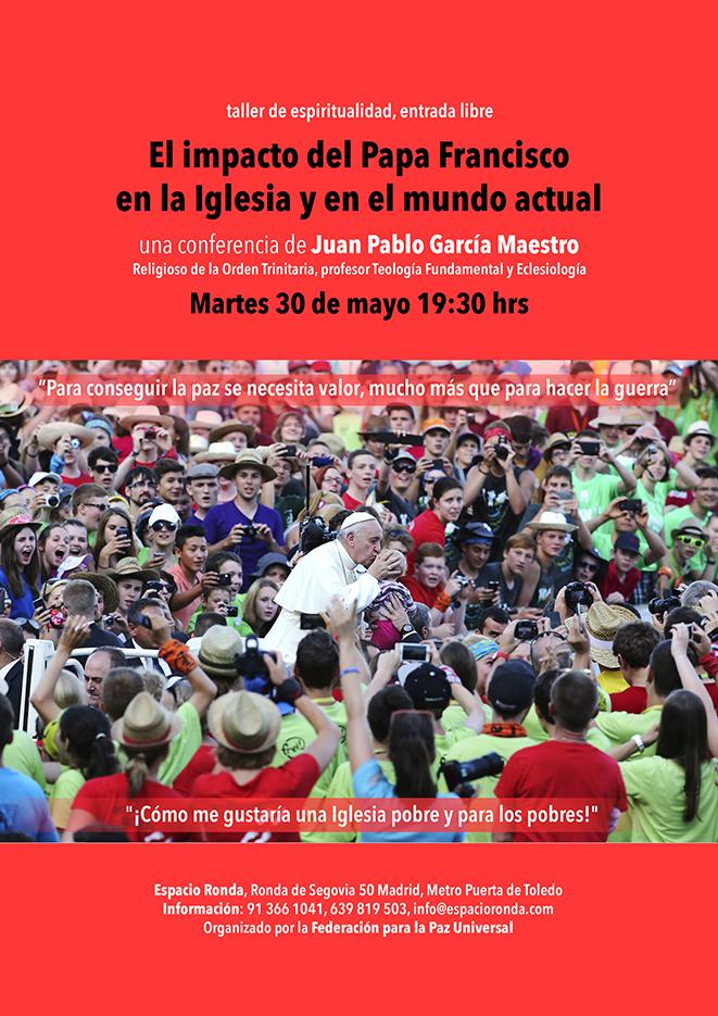El impacto del Papa Francisco en la Iglesia y en el mundo actual