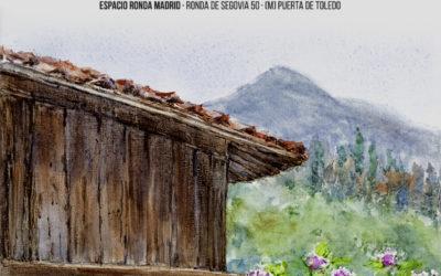 Exposición de Acuarelas de Silvia Moreno