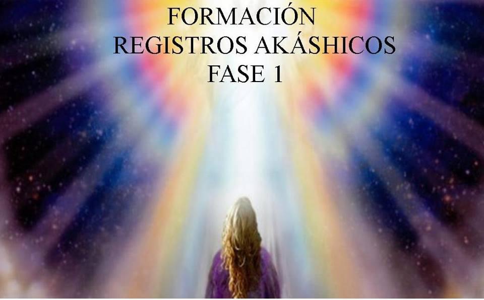 Formación Registros Akáshicos Fase 1