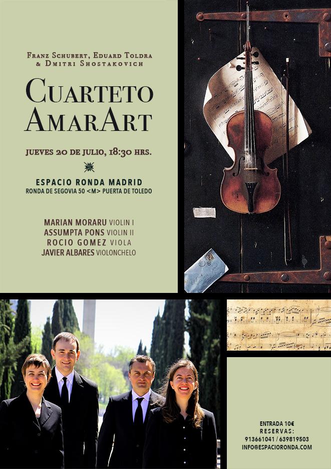 Cuarteto AmarArt