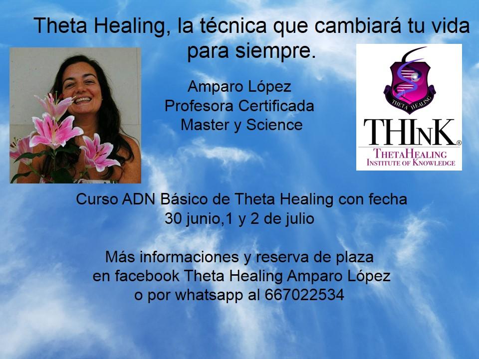 Curso ADN Básico de Theta Healing