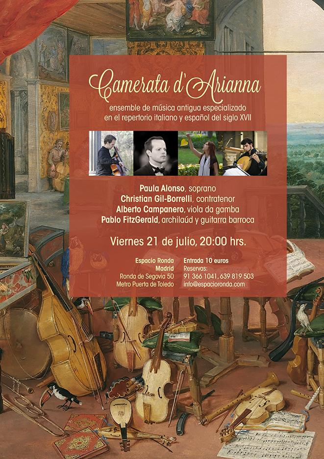CAMERATA D'ARIANNA en concierto