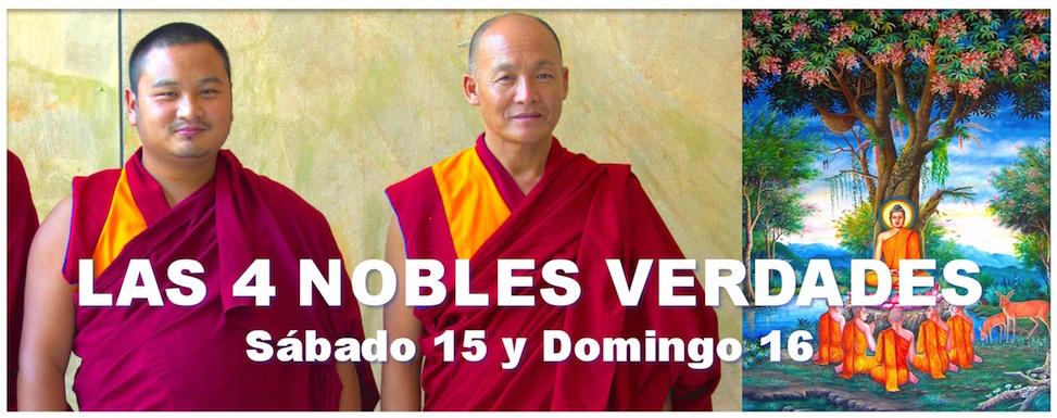 Introducción al Budismo: Las Cuatro Nobles Verdades