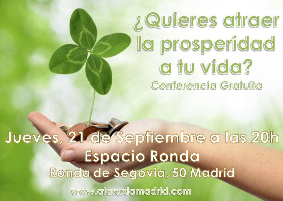 ¿Quieres atraer la prosperidad a tu vida?