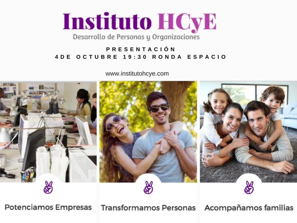Presentación del Instituto HCyE