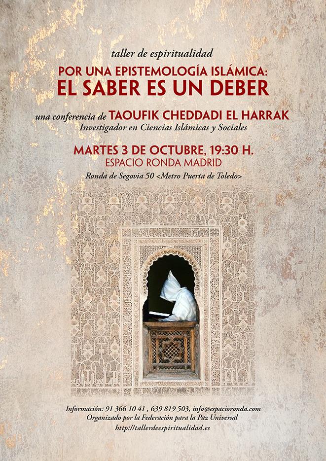 """""""Por una epistemología Islámica: EL SABER ES UN DEBER"""""""