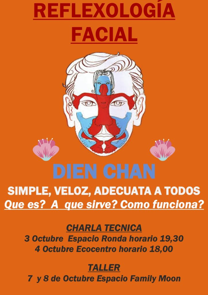 "Conferencia ""Reflexología Facial"""