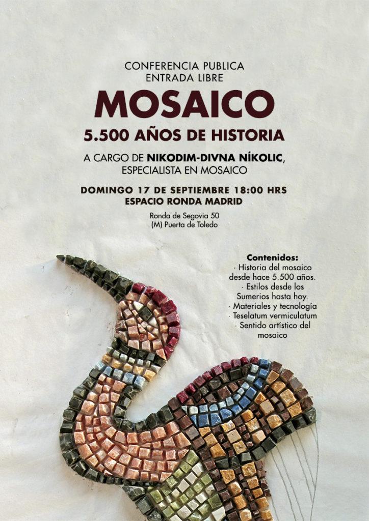 Mosaico - 5.500 años de historia