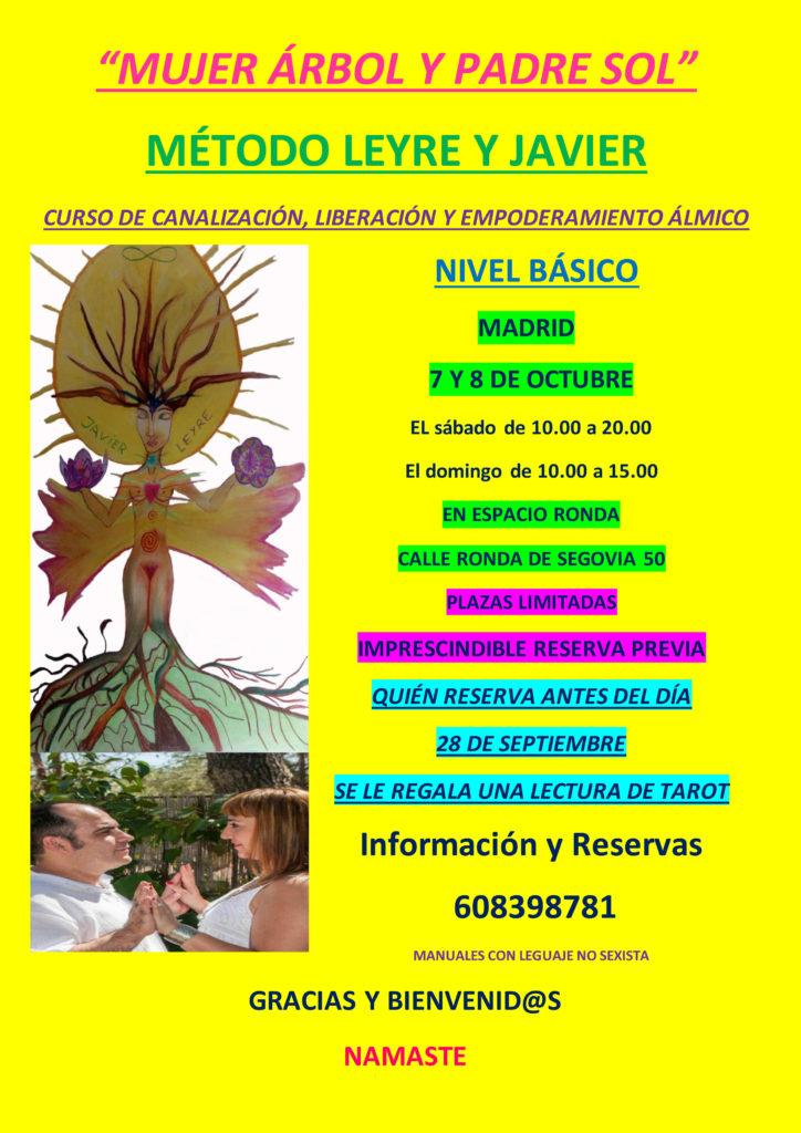 """Presentación del taller """"Mujer Árbol y Padre Sol"""""""
