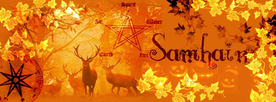 Ritual de Samhain - Fin de año pagano