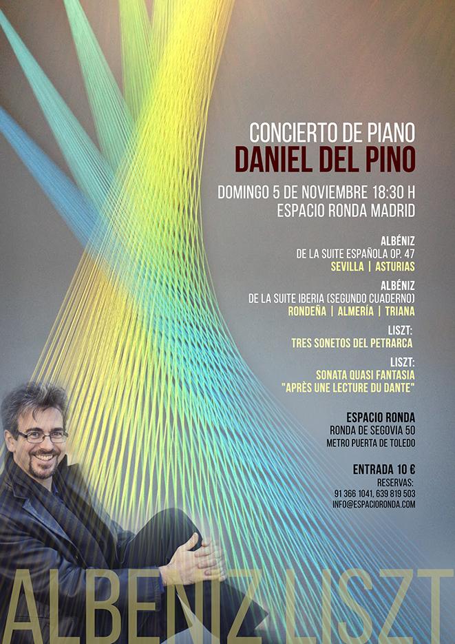 """Concierto de Piano """"Albéniz y Liszt"""""""