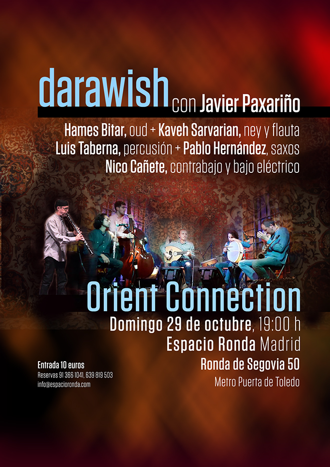 """Darawish"" con Javier Paxariño"