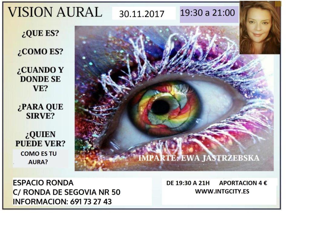"""Conferencia """"Vision Aural"""""""
