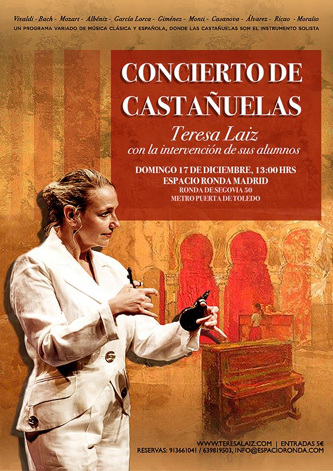 Concierto de Castañuelas
