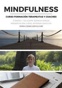 Presentación del Curso de Formación Mindfulness MBSR para Terapeutas y Coaches