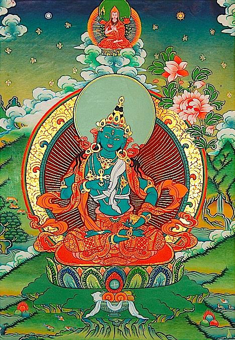 """Geshe Lharampa Thupten Tsondue """"Enseñanza, el Karma y los Seis Reinos del Samsara"""""""
