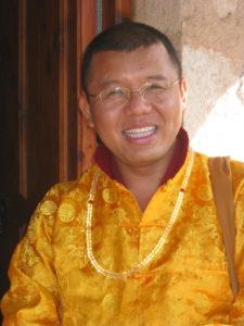 """Ahbay Tulku Rimpoche  """"Enseñanza, la muerte y el morir en el Budismo Tibetano"""""""