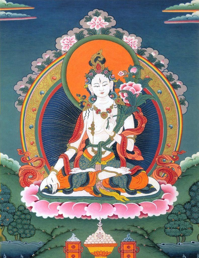 Ceremonia de Tara Blanca para la larga vida