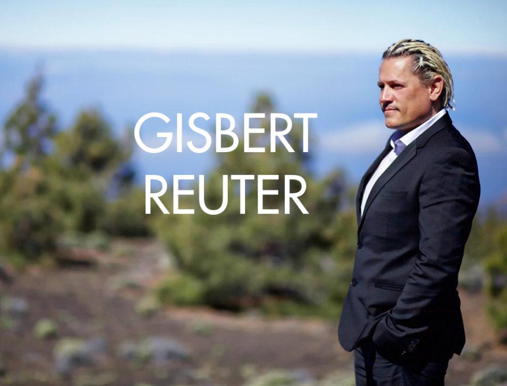 """Evento gratuito """"Gisbert Reuter en vivo"""""""