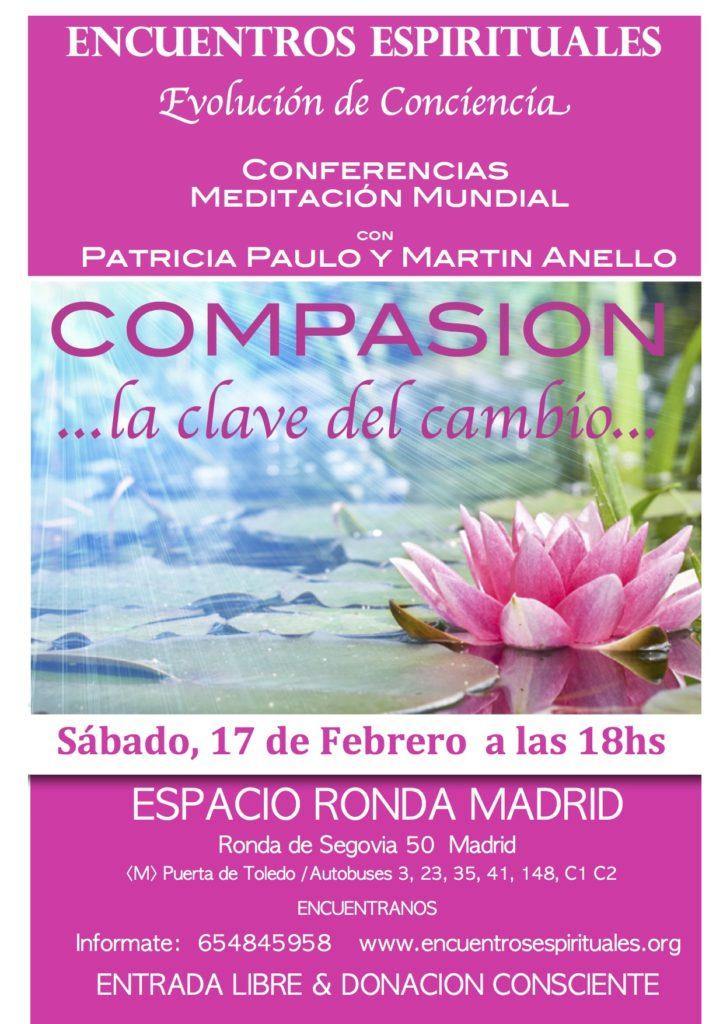 """Conferencia """"Compasión"""""""
