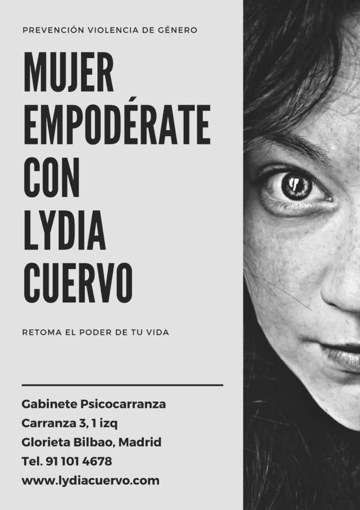 Mujer empodérate con Lydia Cuervo