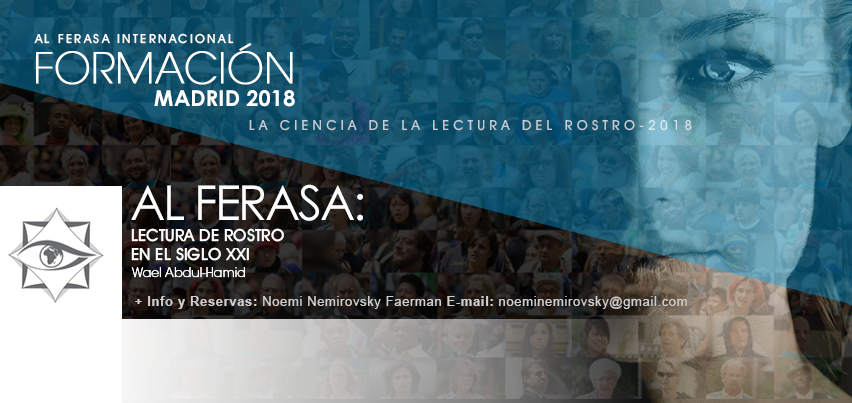 "Al Ferasa ""Lectura de Rostro en el Siglo XXI"""