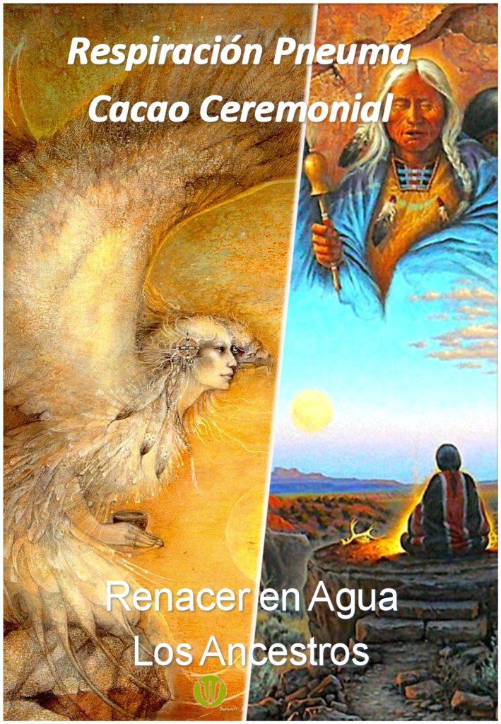 """Chamanismo Esencial """"Los Ancestros y el Maestro Interior: Renacimiento en Agua"""""""