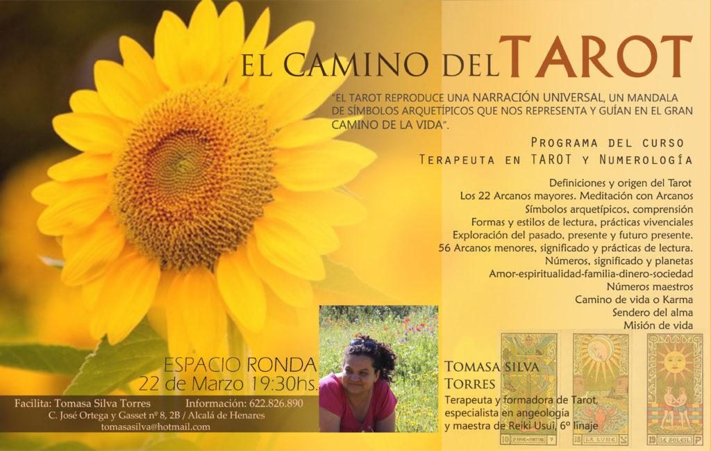 """Presentación gratuita """"El Camino del Tarot"""""""