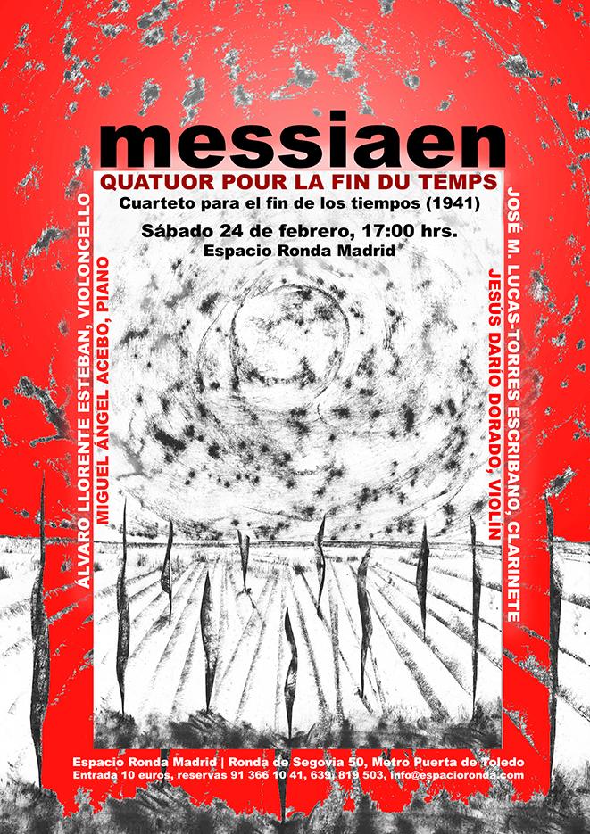 """""""MESSIAEN"""" Cuarteto para el Fin de los Tiempos"""