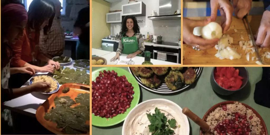 Cocina práctica Libanesa: Mezzes