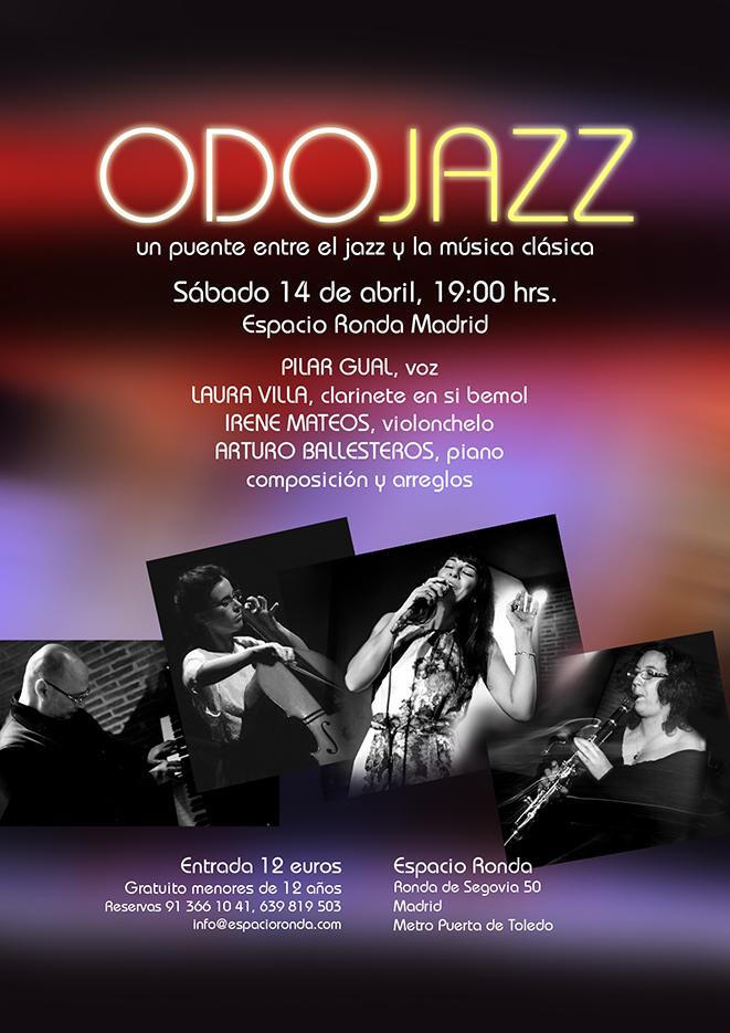 """""""Odojazz"""" Un puente entre el jazz y la música clásica"""