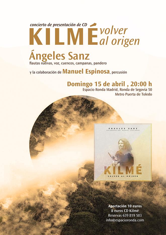KILMÉ, volver al origen (sala blanca)