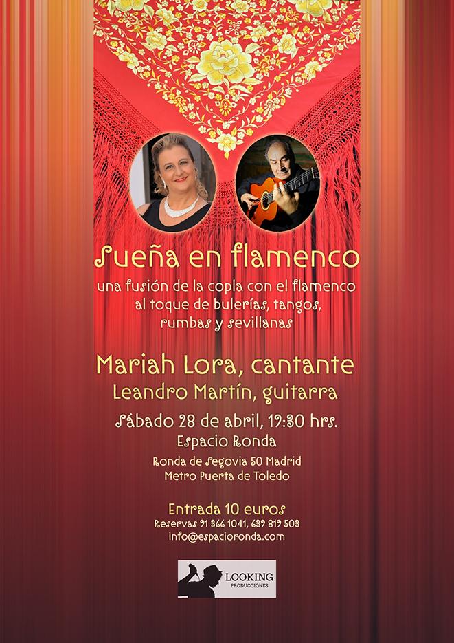 Sueña Flamenco, una fusión de copla y flamenco