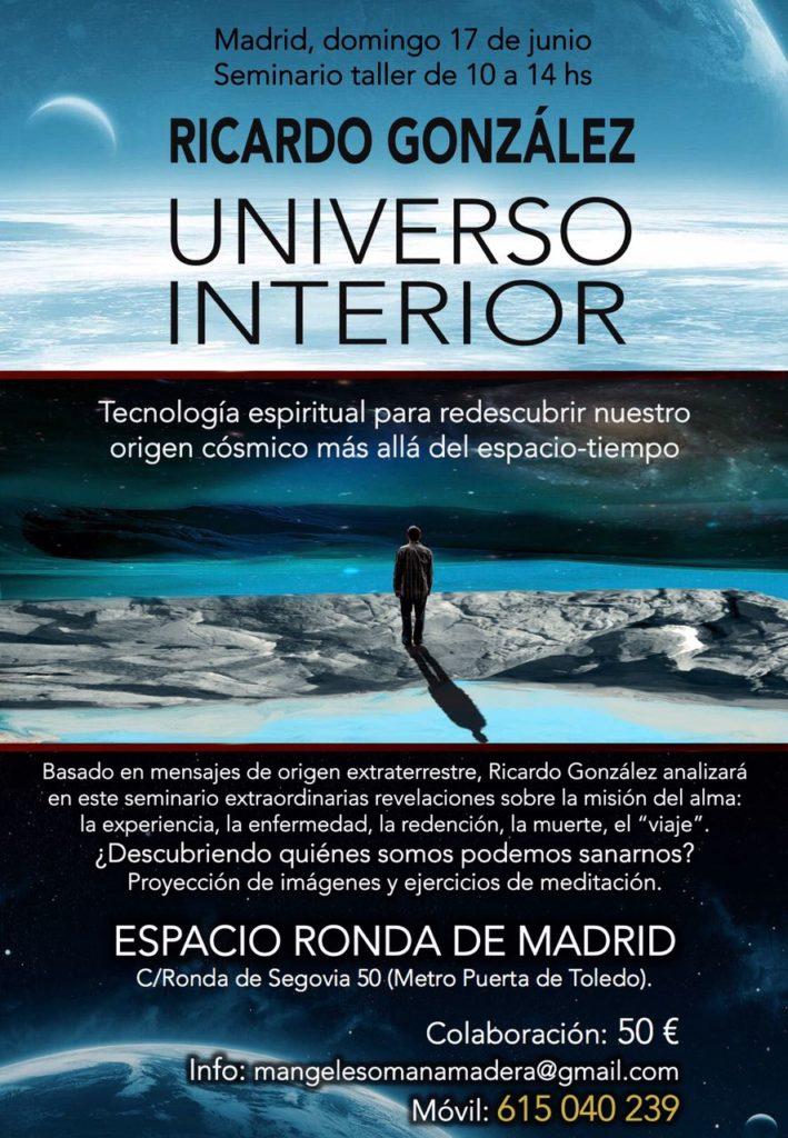 """Seminario-Taller: """"Universo interior"""""""