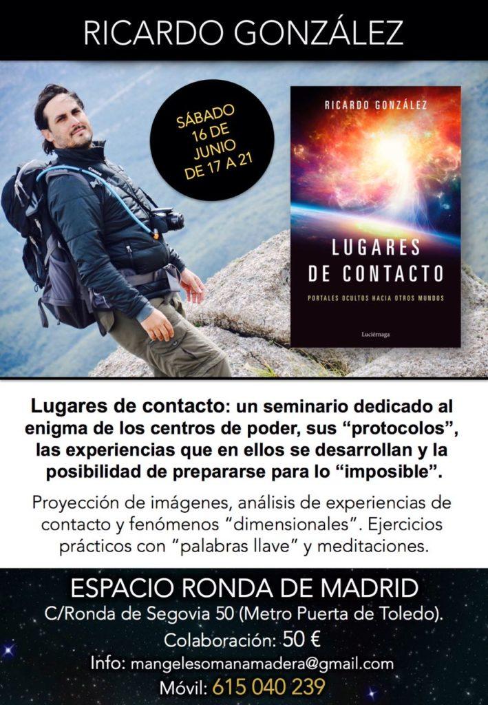 """Seminario-Taller: """"Lugares de Contacto"""""""