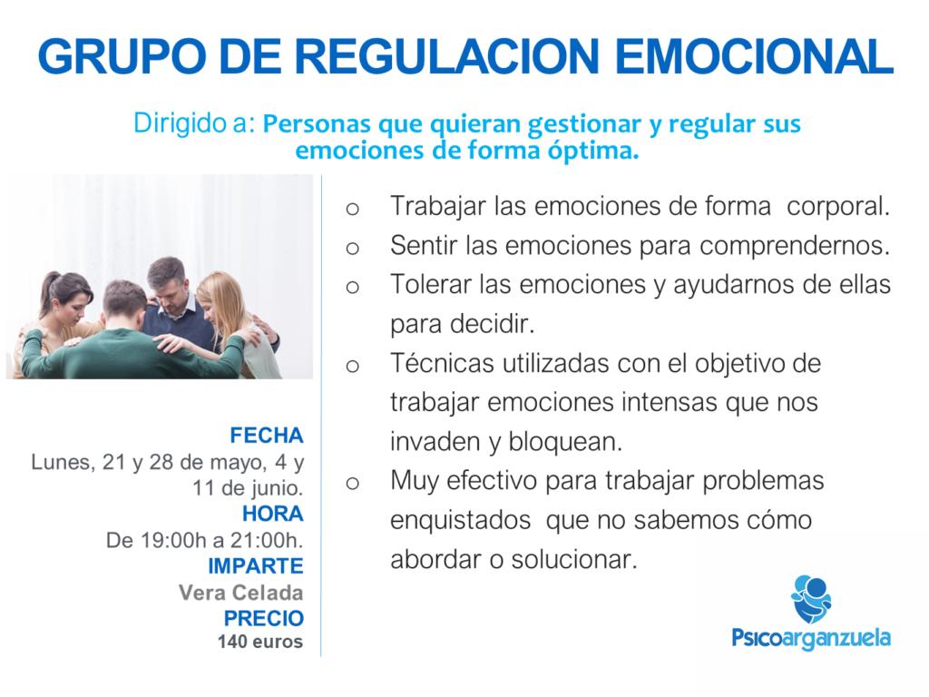 Grupo de Regulación Emocional