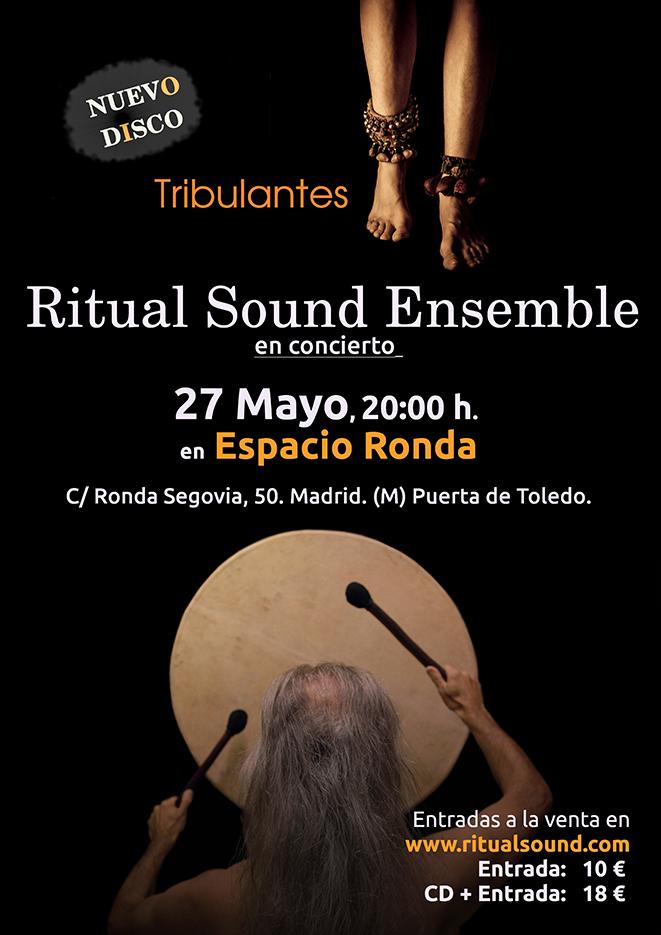 Ritual Sound Ensemble en Concierto